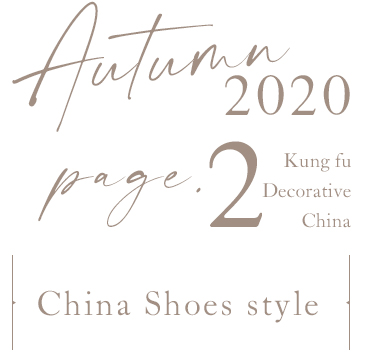 02.China shoes style