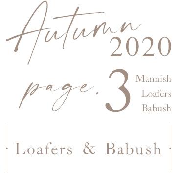 03.Loafers & Babush