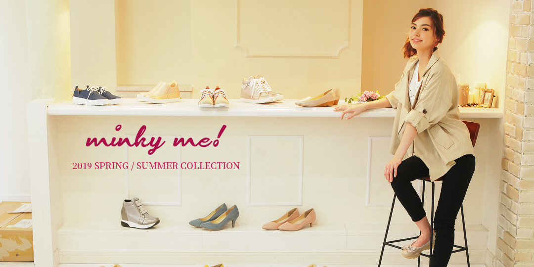 minky me! 2019 SPRING COLLECTION