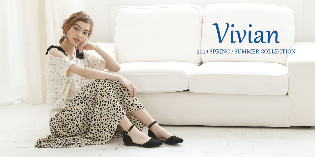 Vivian 2019 SPRING COLLECTION