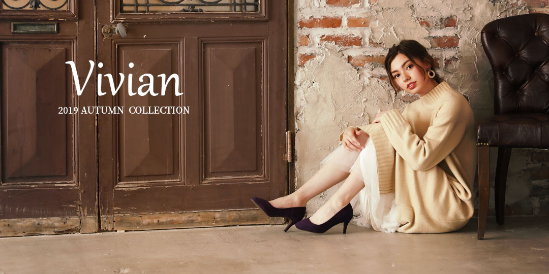 Vivian 2019 AUTUMN COLLECTION